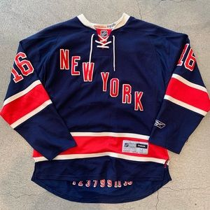 New York Rangers Official NHL Jersey